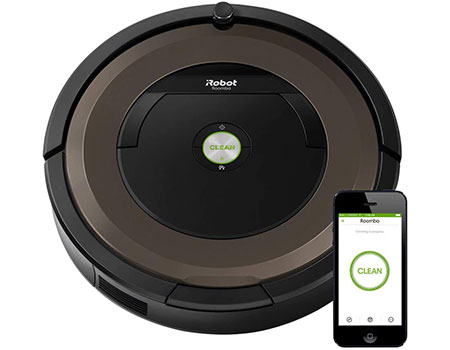 iRobot Roomba 890 Robot Vacuum- Wi-Fi Connected, Works with Alexa, Ideal for Pet Hair, Carpets, Hard Floors | I-Robot Roomba 805 vs 860 vs 890: The Ultimate Roomba!