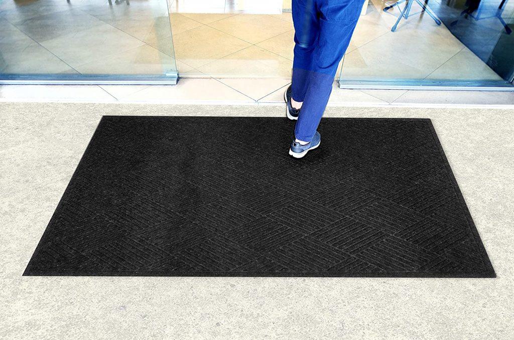 Entrance rugs for hardwood floors