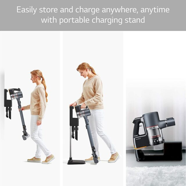 LG Cordzero A9 Kompressor Cordless Stick Vacuum Cleaner